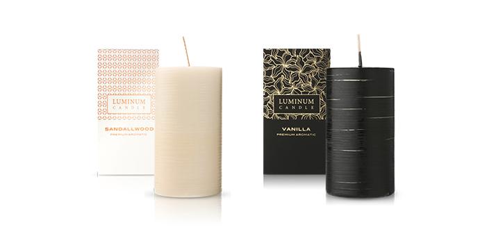 Luminum Candle svíčky