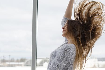 TOP 5 produktů na růst vlasů