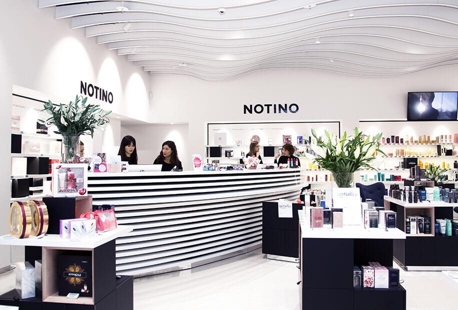 Prodejny Notino