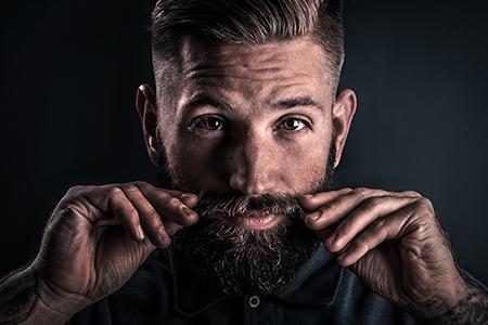 Movember I.: Učme muže, jak pečovat o vousy (a své zdraví)
