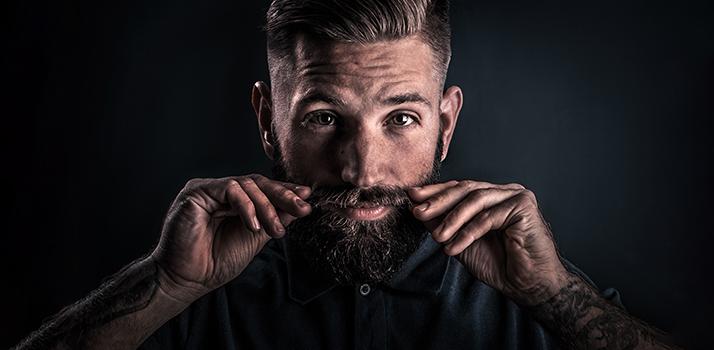jak pečovat o vousy