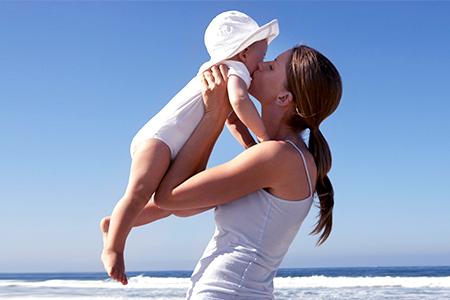 Anthelios Dermo-Pediatrics: bezpečné opalovací krémy pro vaše děti