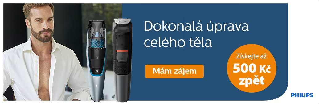 Philips malegrooming