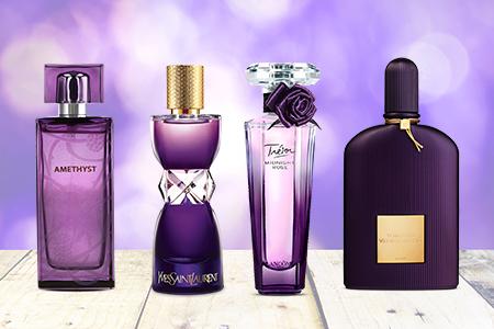 Ultra Violet zdominował modę, makijaż i świat perfum