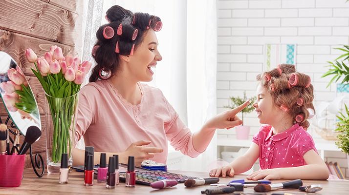 Beauty triky od mámy