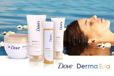 NOVINKA: Dove DermaSpa – tělová péče může být luxusní zážitek!