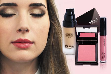 Makijaż z kosmetykami naturalnymi Kripa. Czy warto?