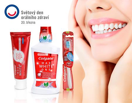 RECENZE: Získejte zářivý úsměv s Colgate Max White!