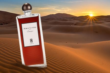 RECENZJA: Perfumy niszowe Chergui Serge Lutens