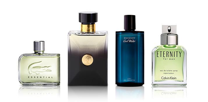 Nejlepší parfémy pro muže