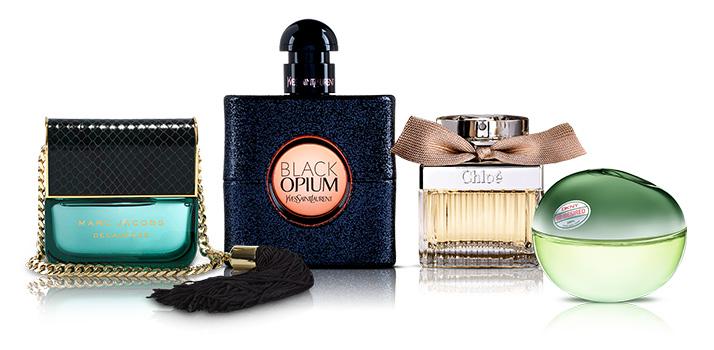 Nejlepší parfémy pro ženy