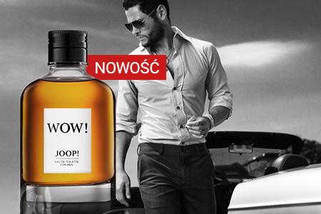 NOWOŚĆ: Poznaj najnowszy zapach marki Joop! - Wow!