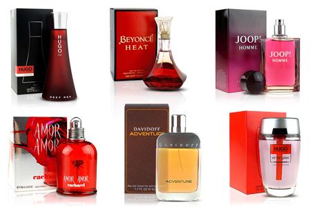 parfemy kolaz beran