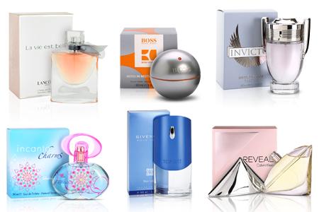 parfemy kolaz blizenec
