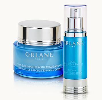 skin recovery orlane paris