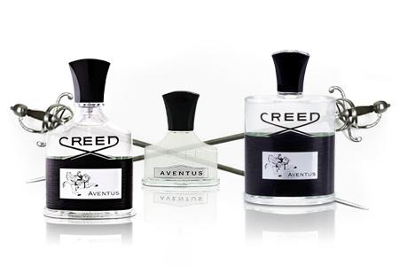 niche parfém Creed Aventus