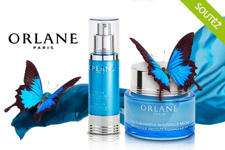SOUTĚŽ: Vyhrajte luxusní francouzskou kosmetiku Orlane za více než 7500 Kč!