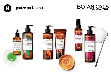 100% přírodní novinka Botanicals – nechte své vlasy odpočnout od chemie!