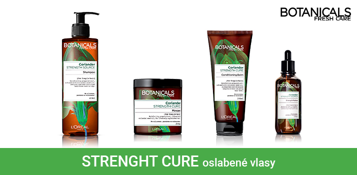 Botanicals Strenght Cure