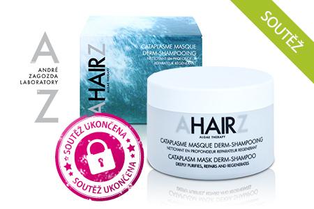 SOUTĚŽ: Zdravé vlasy mohou růst jen ze zdravé pokožky