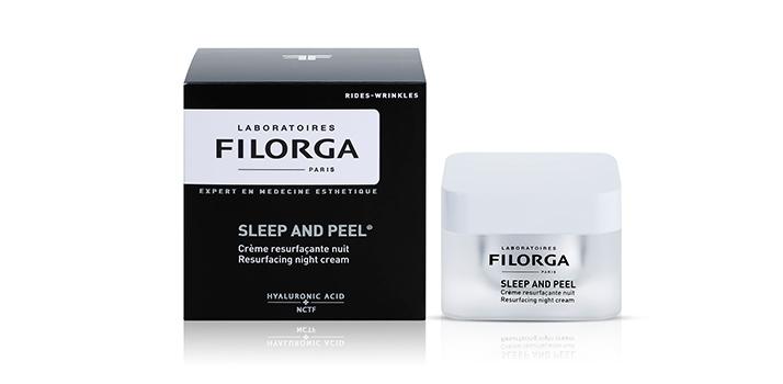 Noční peelingovýkrém Filorga Sleep and Peel