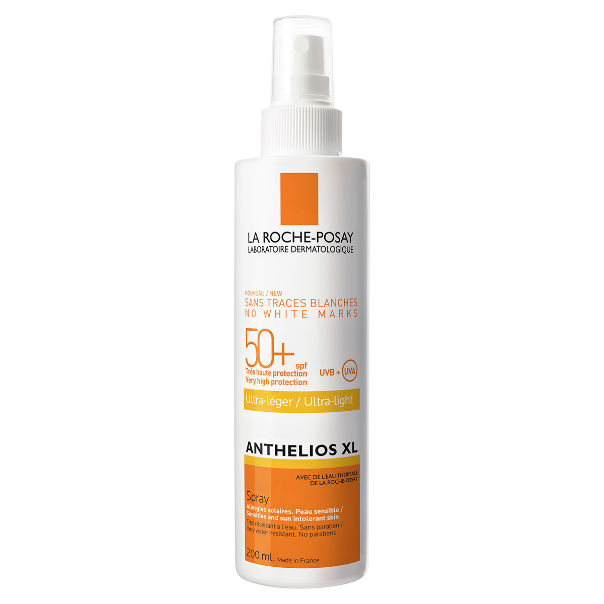 ultra lekki spray La Roche-Posay Anthelios