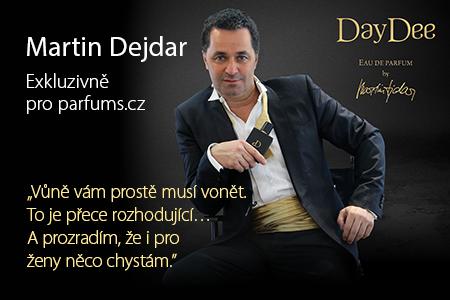 ROZHOVOR: Martin Dejdar pro parfums.cz nejen o svém parfému