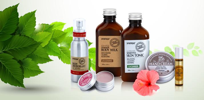kosmetyki Sportique