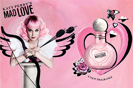 Nová šíleně sladká láska od Katy Perry