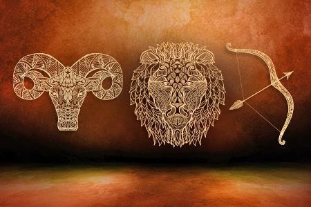 Ohnivá znamení (Beran, Lev, Střelec) a zdraví