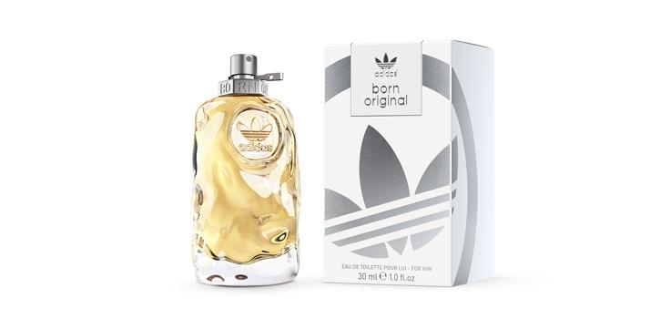 innowacyjny design amazonka piękno NOWOŚĆ na notino.pl - duet zapachów adidas Born Original ...