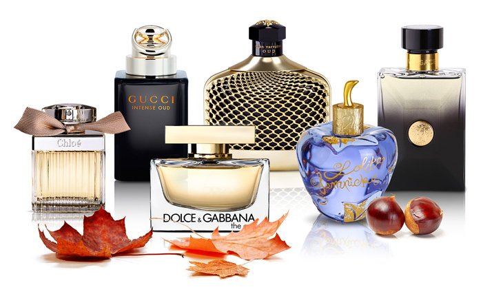 Parfémy na podzim 2016