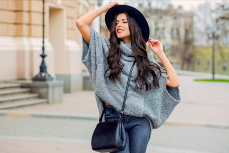 Vystupte zčeské módní šedi! Inspirace z přehlídkových mol známých značek podzim/zima 2016