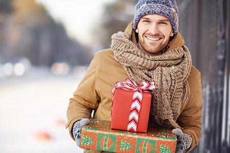 Poradíme vám nejlepší vánoční dárky pro muže!