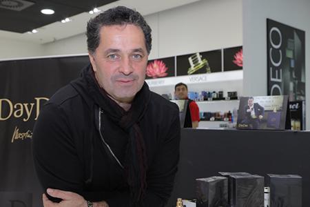 Martin Dejdar osobně představil svůj parfém Day Dee vnaší prodejně!