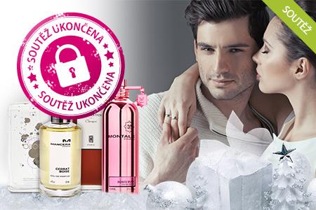 SOUTĚŽ: Hledáte originální a kvalitní parfémy na Vánoce? Tady je najdete!