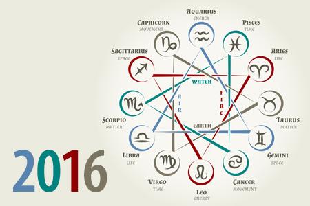Velký tarotový horoskop na rok 2016