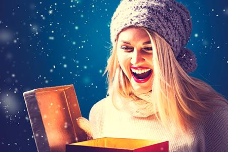 Tipy na dárky pro ženy na poslední chvíli