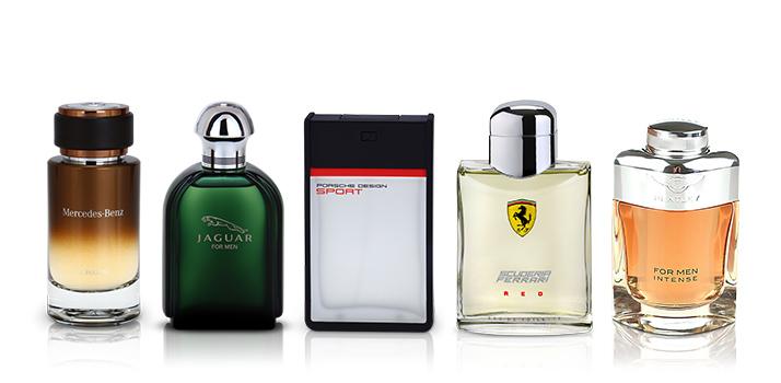 perfumy męskie