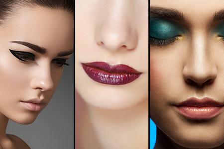 Oči a rty v hlavní roli - seznamte se s make up trendy z jarních Fashion Weeků!