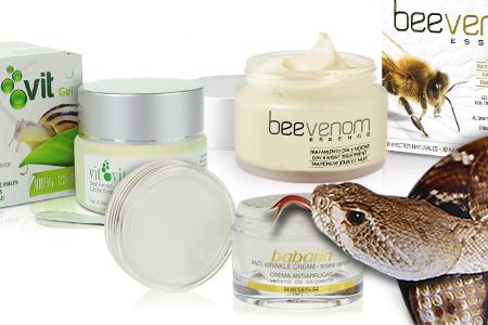 Jaki wpływ na skórę mają śluz ślimaka, jad pszczeli czy jad żmiji?