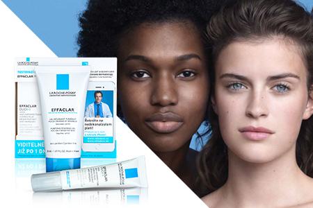Masz skórę problematyczną? Wypróbuj LA ROCHE-POSAY EFFACLAR, a efekty przyjdą szybciej, niż myślisz!