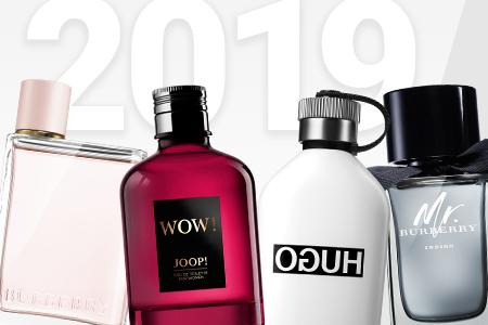 Nejlepší parfémy pro rok 2019