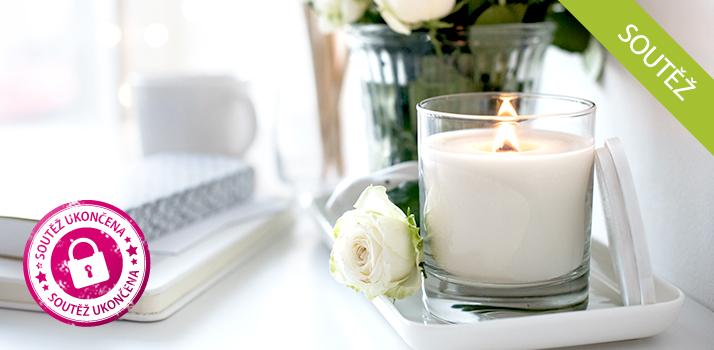Vonné svíčky