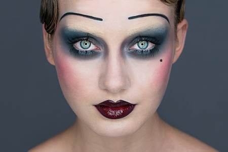 Halloween make-up tutorial: buďte na večírku hvězda!