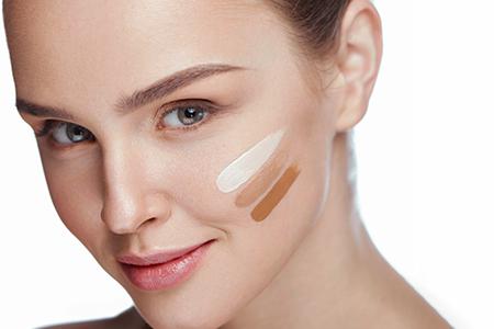 Jak si vybrat správný odstín make-upu?