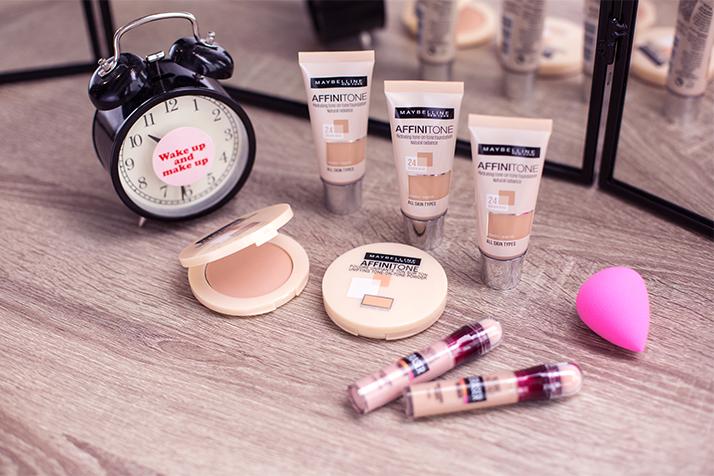 Maybelline make-up triky
