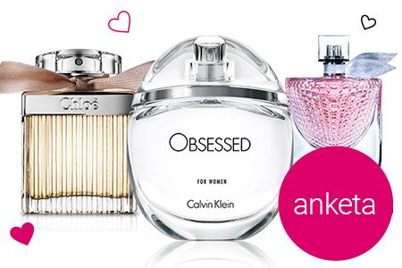 Nejpřitažlivější parfémy na Valentýna