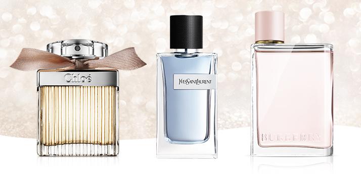 Parfémy jako dárek