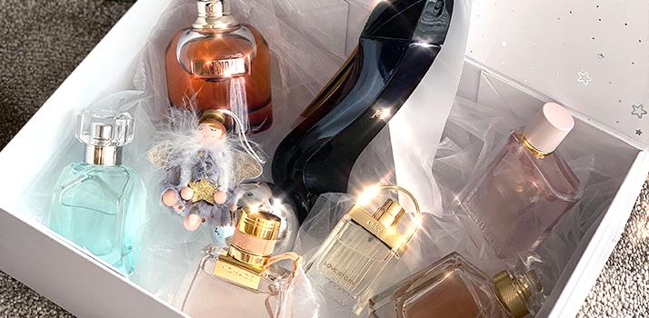 Parfémy k Vánocům